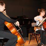 Audition pour l'ensemble des violoncelles avec professeur Philippe Rossignol - CPMA 28-6-2009
