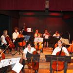 Ensemble de violoncelles CPMA 2011 -les adultes