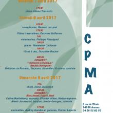 Audition au CPMA